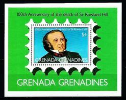 Granadinas (Grenada) Nº HB-44 Nuevo - Grenada (1974-...)
