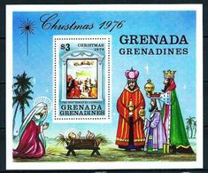 Granadinas (Grenada) Nº HB-24 Nuevo - Grenada (1974-...)