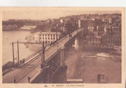 CPA - 34. BREST Le Pont National - Brest