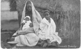 SOMALI FAMILY - Somalie