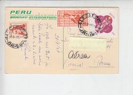 BRASILE  1968 - Yvert 829-864 (Rosa De Oro) - Brasile