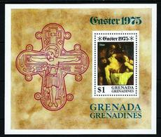 Granadinas (Grenada) Nº HB-9 Nuevo - Grenada (1974-...)