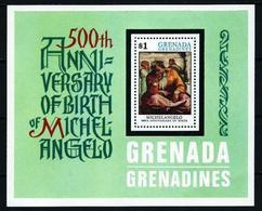 Granadinas (Grenada) Nº HB-8 Nuevo - Grenada (1974-...)