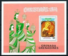 Granadinas (Grenada) Nº HB-5 Nuevo - Grenada (1974-...)