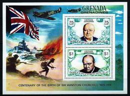 Granadinas (Grenada) Nº HB-4 Nuevo - Grenada (1974-...)