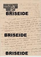CARTA INTESTATA 1917 SCUOLA DI PITTURA E D'INCISIONE MARFORI SAVINI BORGO SS. APOSTOLI FIRENZE - Cartoline