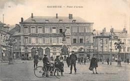 Maubeuge Monument De Wattignies Banque Pierard - Maubeuge