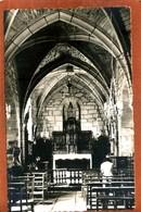 19   CPSM Petit Format De SARRAN    Intérieur De L'Eglise    Joli Plan      Très Bon état - Autres Communes