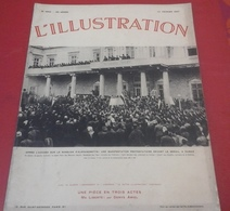 L'Illustration N°4902 Février 1937 Syrie Sandjak Alexandrette Damas,Vie  Dans Allemagne Nazie,Chateau Montsoreau,Tunisie - Livres, BD, Revues