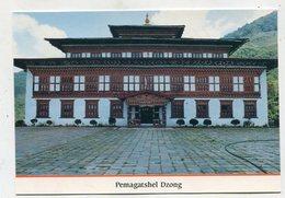 BHUTAN - AK 350786 Pemagatshel Dzong - Butan
