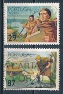 °°° ACORES - Y&T N°393/94 - 1989 °°° - Azores