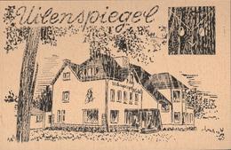 Genk Zwartberg Hotel Restaurant Uilenspiegel  Exp. Jacques Goossens - Genk