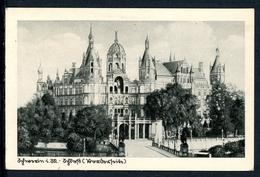AK Schwerin 1940 Schweriner Schloß Mit Brücke (ZY492 - Allemagne