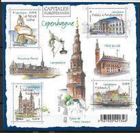 France 2012 Bloc Feuillet N° F4637 Neuf Copenhague à La Faciale - Blocs & Feuillets