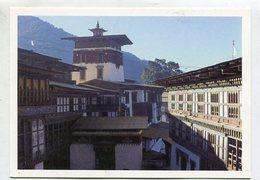 BHUTAN - AK 350793 Trongsza Dzong - Butan