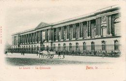 Paris - Le Louvre - Le Colonnade - Cartoline