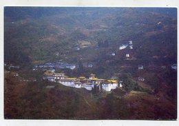 BHUTAN - AK 350794 Trongsa - Trongsa Dzong - Butan
