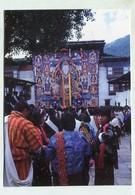 BHUTAN - AK 350795 Thongdrol - Wangadi Tsechu Wangdiphodrang - Butan