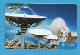 ETHIOPIA  Chip Phonecard - Ethiopia
