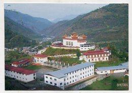 BHUTAN - AK 350796 Rangung Monastery - East - Butan