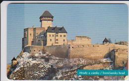 #10 - SLOVAKIA-11 - CASTLE - Slowakije