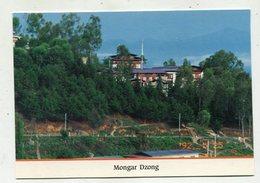 BHUTAN - AK 350806 Mongar Dzong - Butan