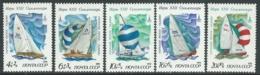 1978 RUSSIA OLIMPIADI DI MOSCA CORSA DI VELE A TALLIN MNH ** - U24-5 - 1923-1991 URSS