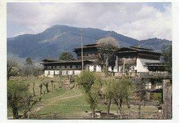 BHUTAN - AK 350807 Bumthang - Springtime Ugen Choling Naktsang - Butan