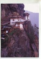 BHUTAN - AK 350809  Paro - Taktsang Gompa - Butan