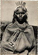 AFRIQUE ... RUANDA - URUNDI ... FEMME INDIGENE - Ruanda-Burundi