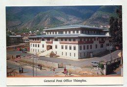 BHUTAN - AK 350822 Thimphu - General Post Office - Butan