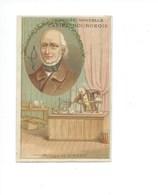 Philippe De GIRARD Pub Chicorée Casiez-Bourgeois Bien 105 X 70mm Didactique  2 Scans (Enchères Anonymes) - Chromos