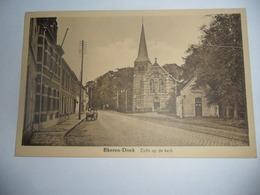 Ekeren Donk Zicht Op De Kerk - Kapellen