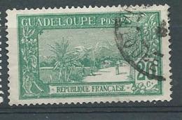 Guadeloupe    - Yvert N°  80 Oblitéré    - Bce 20715 - Guadeloupe (1884-1947)