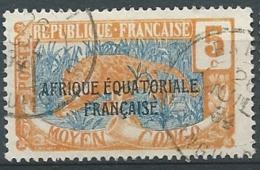 Congo Français     - Yvert N° 75 Oblitéré   - Bce 20706 - Congo Francese (1891-1960)