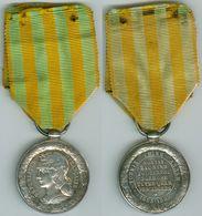 3E REPUBLIQUE MEDAILLE EXPEDITION DU TONKIN 1883 - 1885. ETAT TTB/SUP; - France