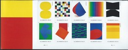 USA. Scott # 5382-91a, MNH Plate Block Of 10. Ellsworth Kelly Abstract Paintings.  2019 - Numéros De Planches