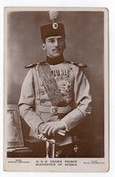 1910s SERBIA, CROWN PRINCE ALEXANDER OF SERBIA, REAL PHOTOGRAPH, PHOTO MILAN JOVANOVIC - Serbia