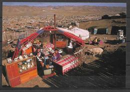 MONGOLIA FAMILY POSTCARD INTERNATIONAL PUBLICATION - Mongolei