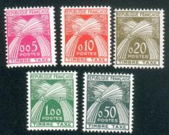 Lot Z144 France Timbres- Taxe 90/4(**) - France