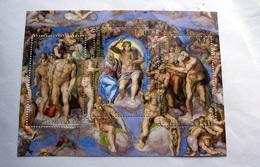 VATICAN 2019, ANNIVERSARY CAPPELLA SISTINA  , SHEET MNH** - Vaticano