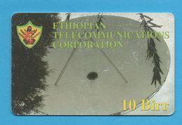 ETHIOPIA  Chip Phonecard - Etiopía