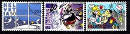 Suisse 1992 Mi.Nr: 1474-1476 Comics  Oblitèré / Used / Gebruikt - Gebruikt
