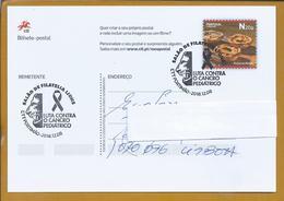 "Lions. Postcard 'Pediatric Cancer Fight' Stationery. Postkarte ""Kinderkrebs-Kampf"" Briefpapier. Löwen. Kinderkanker. - Médecine"