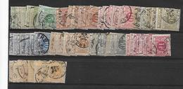 België   Taks 1/9 Meermaals  Cote 200 Euro - Briefmarken