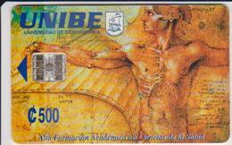 #10 - COSTA RICA-01 - UNIBE - 10.000EX. - Suède