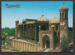 POSTCARD , VIEW CARD UZBEKISTAN , SAMARKAND HYZR MOSQUE - Oezbekistan