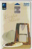 #10 - COSTA RICA-04 - 135.000EX. - Costa Rica
