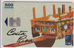 #10 - COSTA RICA-05 - 500.000EX. - Costa Rica