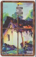 #10 - COSTA RICA-06 - 350.000EX. - Costa Rica